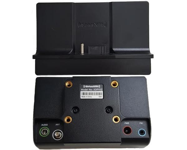 Xm Powerconnect Vehicle Dock Xdpiv1 Tss Radio