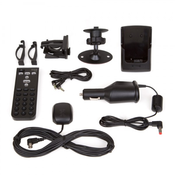 XMp3i Vehicle Kit XAPV2 Parts Image