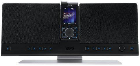 SIRIUS SLEX2 Stiletto Executive Boombox