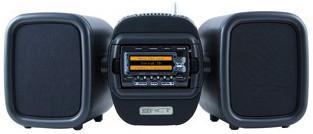 SIRIUS XACT XS075 Boombox