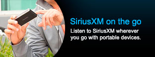 SiriusXM On The Go