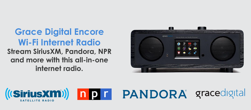Grace Encore Internet Radio
